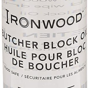 Fox Run Butcher block oil for salad bowls and cutting boards