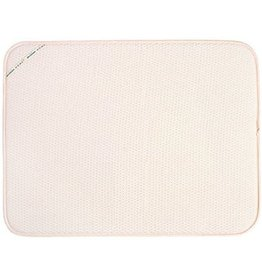 Fox Run Dish Drying mat cream EXTRA LARGE