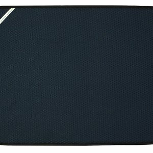 Fox Run Dish Drying mat Black EXTRA LARGE