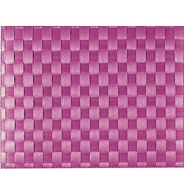Port-Style PLACEMAT Saleen Magenta