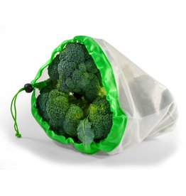 Produce Bags Nylon - Medium Set of 3