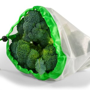 KITCHENBASICS Produce Bags Nylon - Medium Set of 3