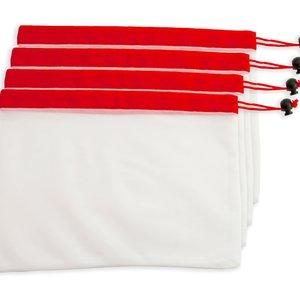 KITCHENBASICS Produce Bags Nylong - Small Set of 4