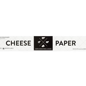 Port-Style Cheese Storage Paper 15 pack
