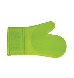 """Port-Style Mitt Silicone 12"""" Lime"""