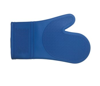 Mitt Silicone 30cm INDIGO BLUE