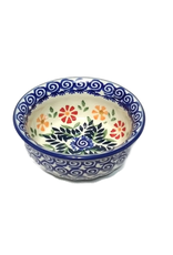 "K and U Import Bowl 4.5"" SPRING MORNING"