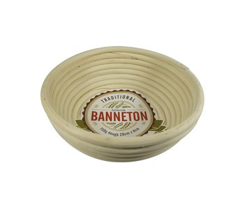 """Banneton Round Basket 8""""x3"""""""