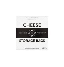 Port-Style Cheese Bags 15/pk