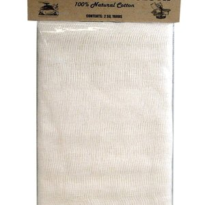 Port-Style Cheesecloth Majestic Natural