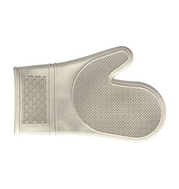 Port-Style Silicone Oven Mitt 30cm/12 inches Beige