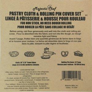REGENCY WRAPS MAJESTIC-CHEF Pastry Cloth