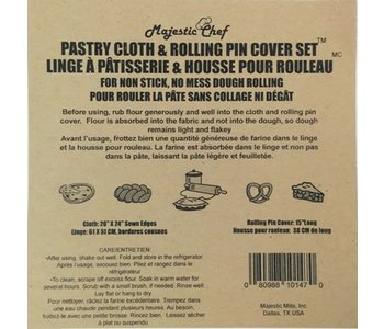 MAJESTIC-CHEF Pastry Cloth