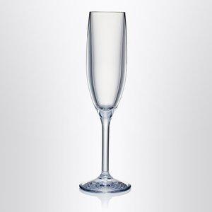 Strahl DESIGN+ Champagne 5.5 oz Polycarbonate