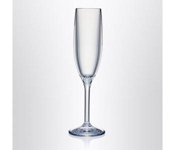 DESIGN+ Champagne 5.5 oz Polycarbonate