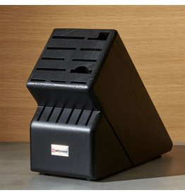 Wusthof WUSTHOF Knife Block Black Beech - 17 Slots