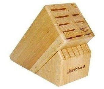WUSTHOF Knife Block Beech - 17 Slots