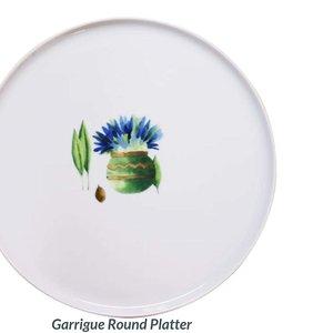 """PILLIVUYT PILLIVUYT GARRIGUE Platter Round 13"""""""