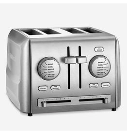 Cuisinart Toaster CUISINART 4 slot Custom Select