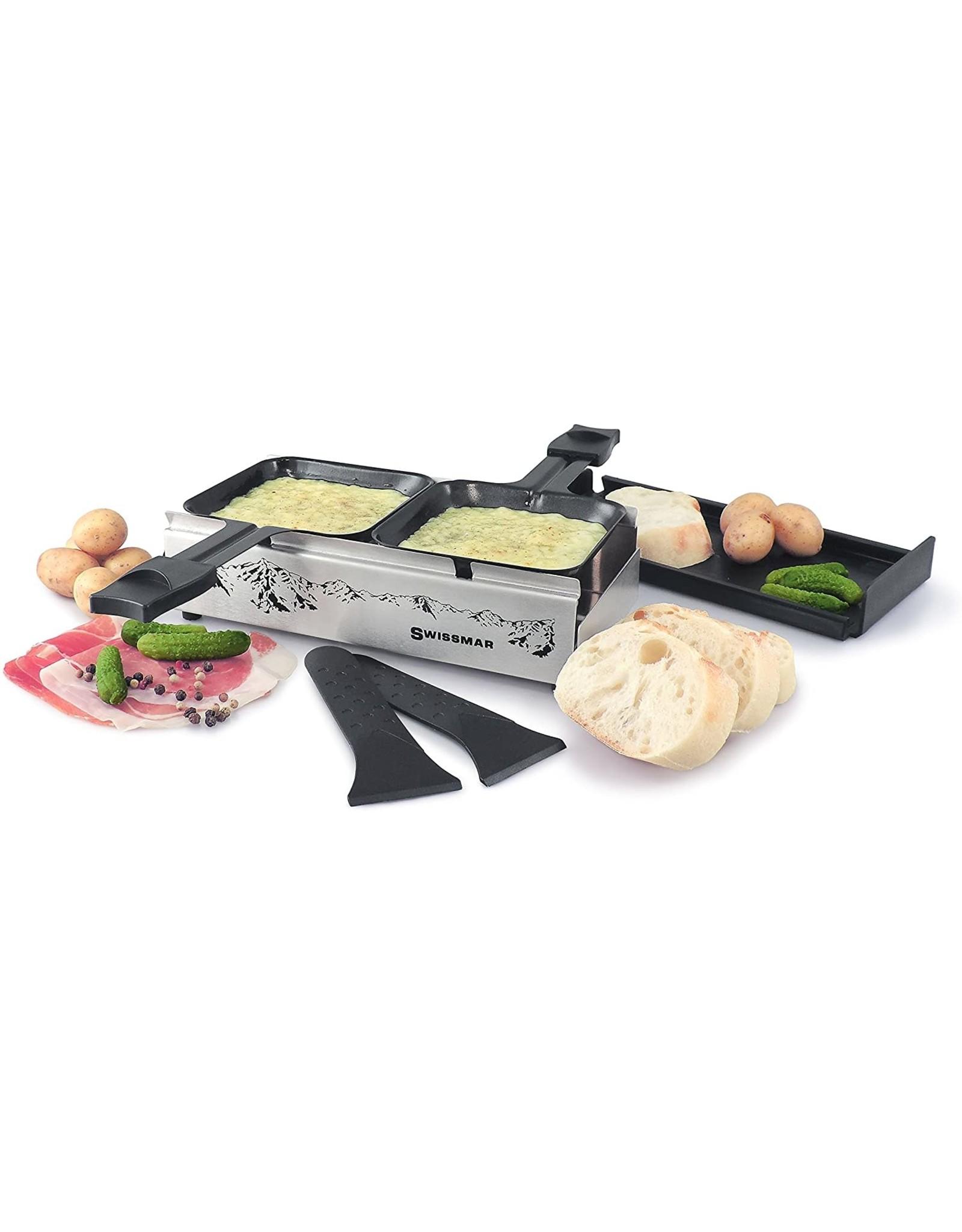 Swissmar Alpine raclette