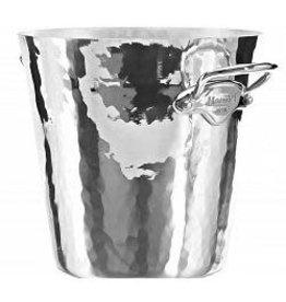 """Swissmar MAUVIEL Champagne Bucket Hammered 8"""""""