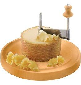 Swissmar GIROLLE Cheese Scraper for Tete DeMoine Cheese