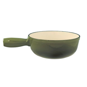 Swissmar FONDUE POT LUGANO -GREEN -REPLACEMENT