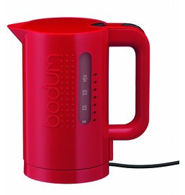 Bodum Kettle Red BODUM ELECTRIC 1L