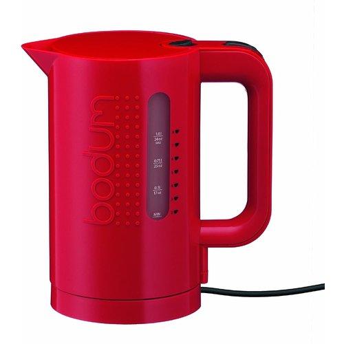 Bodum Kettle Red BODUM ELECTRIC 1L