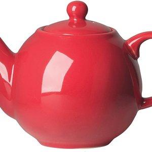 Danica TEAPOT GLOBE 8 CUP RED
