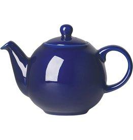 Danica TEAPOT GLOBE 8 CUP COBALT BLUE