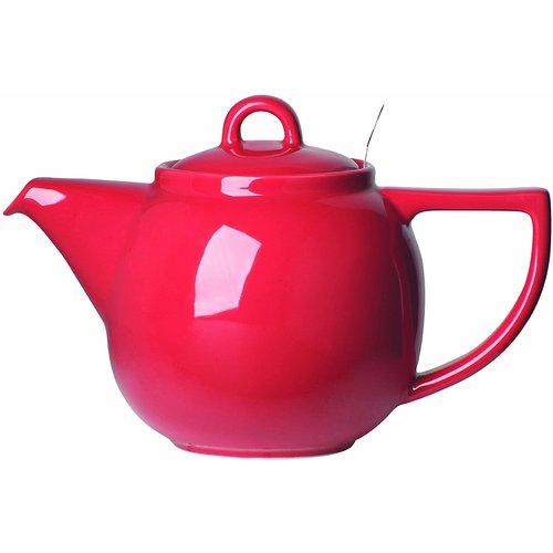 Danica TEAPOT GEO 2-CUP Red