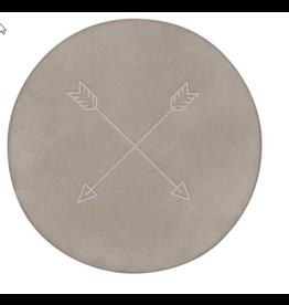 Danica Trivet Concrete Arrows