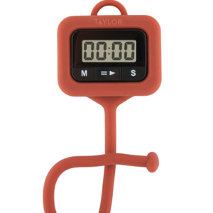 Taylor Timer TAYLOR Red Anywhere