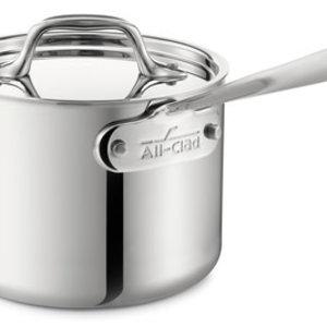 All Clad Sauce pan 2 qt ALL CLAD