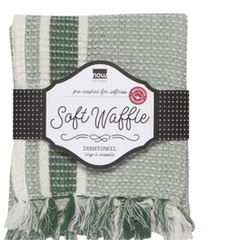 Danica Tea Towel Soft Waffle JUNGLE