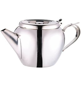 Browne TEAPOT S/S APPLE SHAPE 48 OZ.