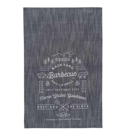 Danica Tea towel Renew Backyard BBQ