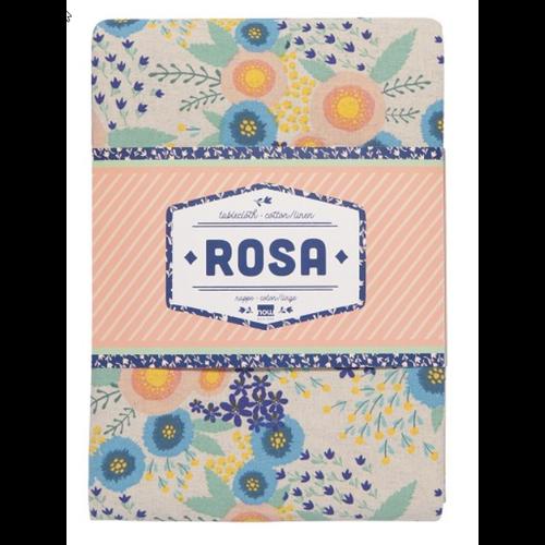 "Now Designs TABLECLOTH Rosa Print 60"" x 90"""