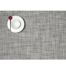 Chilewich Placemat Mini Basketweave GRAVEL