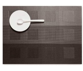 Placemat Engineered Squares STEEL