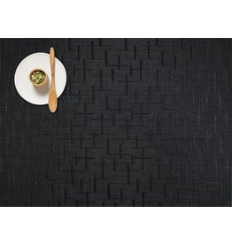 Chilewich Placemat Bamboo JET BLACK