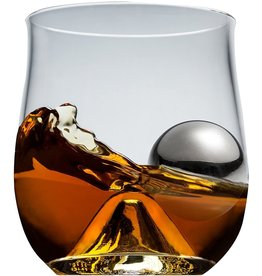 ICM Whisky glass ROX AND ROLL