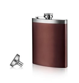 ICM Hip flask and funnel set VACUVIN