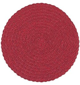 Danica Placemat HELIX Red