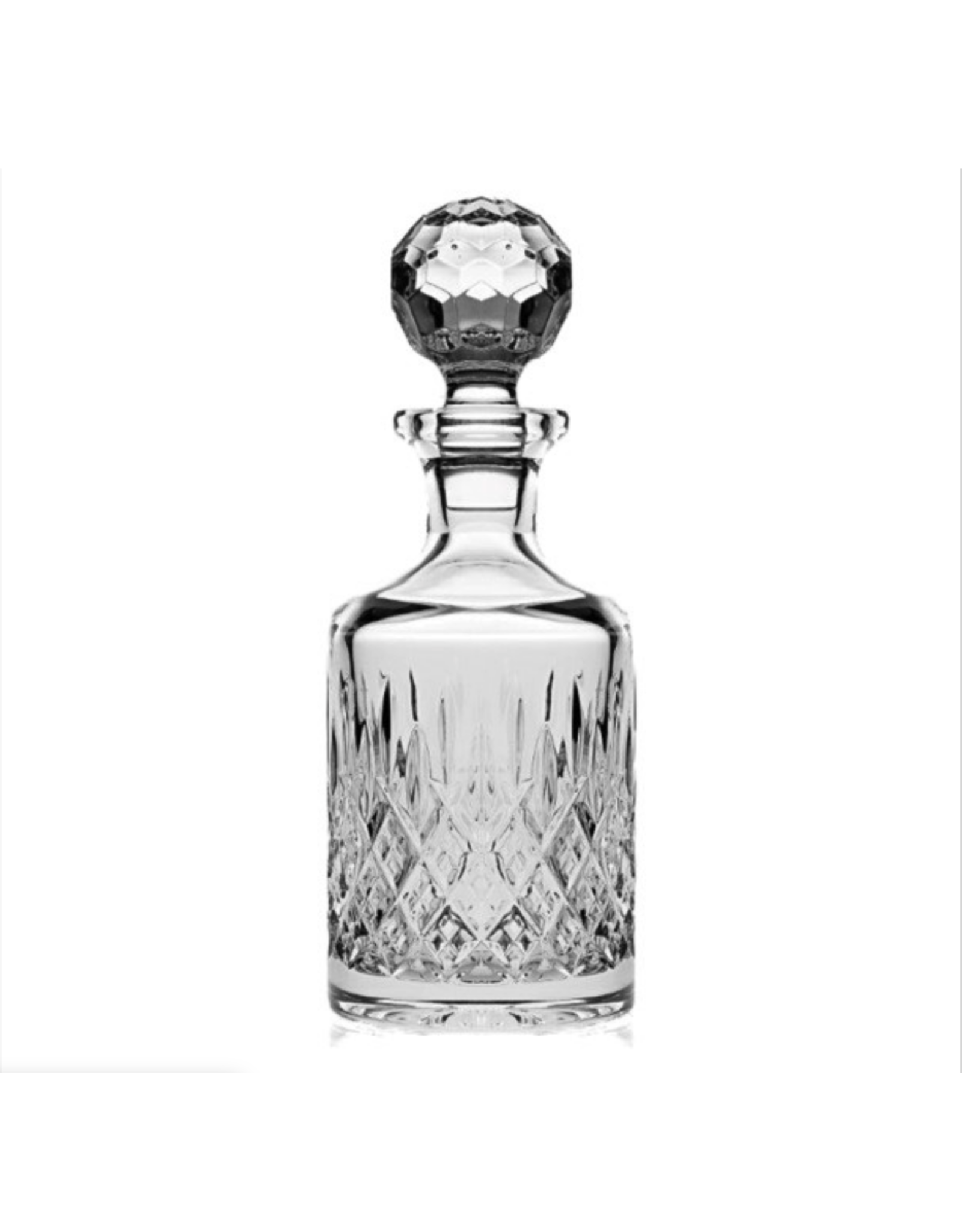 ICM Brandy decanter round