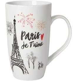 Danica Mug 20oz Paris Je T'aime