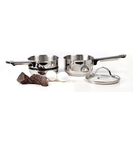 RSVP Mini Double Boiler Induction