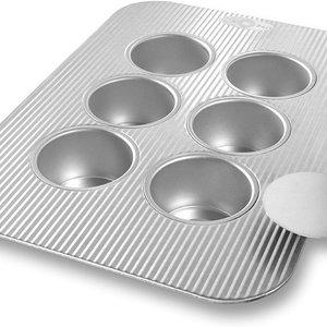 USA Pan USA Mini Cheesecake Pan - (6 well)