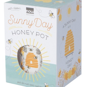 Danica Honey Pot Honeycomb